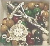 Pentacolor Rosary