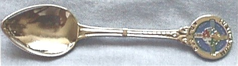 Jubilee Spoon